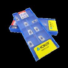 正品韩国KORLOY克洛伊数控铝用铣刀片APKT1135PDFR-MA H01