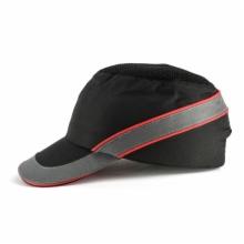 代尔塔工地 安全帽 施工建筑工程劳保头盔防砸透气领导防护轻便型102010