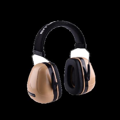 代尔塔专业隔音耳罩 射击睡眠睡觉用防护噪音工作学习工厂送耳塞103016