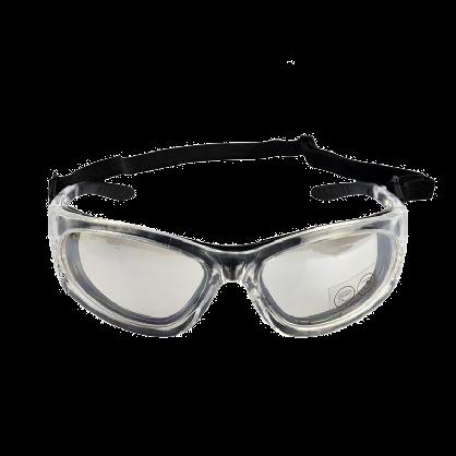 代尔塔护目镜 防尘防沙防护眼镜 防风镜 防冲击户外骑行渐变眼镜101123