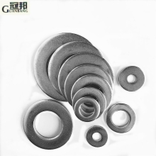 正宗304不锈钢平垫片 超薄平垫金属平垫圈 防锈防松钢片M1.6-M48