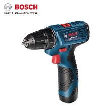 博世GSR120-LI 锂电钻家用充电式手电钻电动螺丝刀12V工具手枪钻