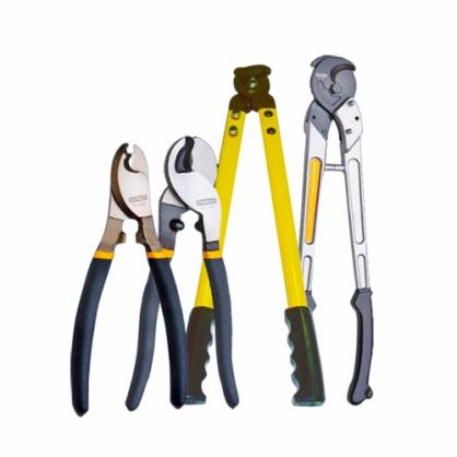 STANLEY史丹利铝合金手柄电缆钳切割断线钳剪刀手动工具6/10/24寸