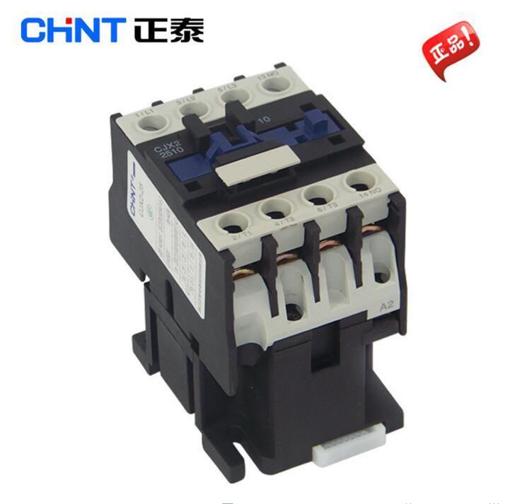交流接触器 cjx2-2510 正泰接触器 380v 220v 110v 36v 24v