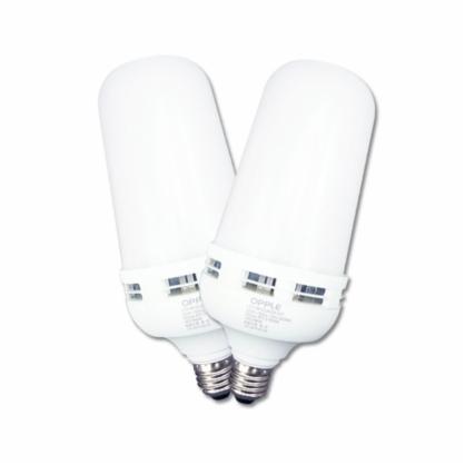 欧普照明led大功率灯泡E27大螺口25W超亮家庭工矿车间商超灯松果