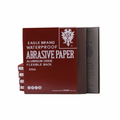 红鹰砂纸 水磨砂纸 日本KOVAX水砂纸 150 180 240-2000#