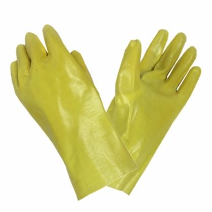 正品特价东亚028/035/045浸塑手套耐酸耐碱耐油手套加长加厚电镀