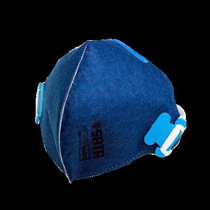 世达防护工具工业防尘防毒口罩防烟口罩面具面罩煤炭行业 HF0205