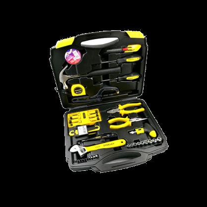 史丹利45/25/59/41/8/60件套工具套装家用工具箱组套五金工具组合