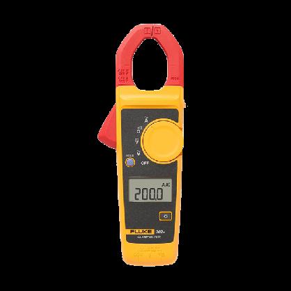 福禄克钳形万用表 Fluke F302+ 400A 紧凑型交流钳形表
