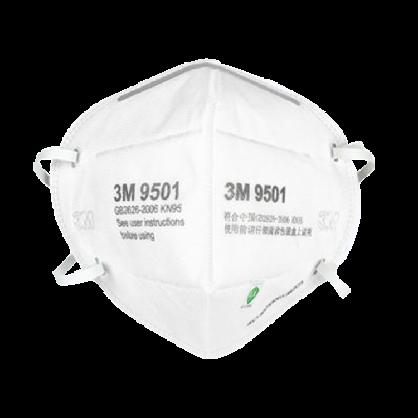 3M口罩防雾霾PM2.5 KN95头戴式防尘防颗粒透气