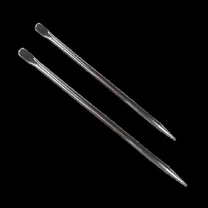 镀铬撬棍轮胎工具撬棍工具扒胎工具撬棒小撬棍行车工具