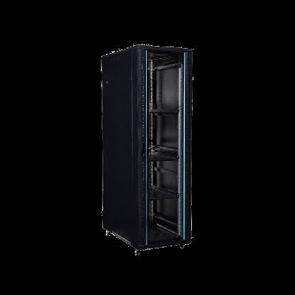 麦森特 网络机柜弱电监控机柜交换机机柜加厚可定制 机柜配件托盘