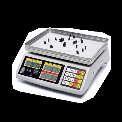 浩展工业电子计数秤3kg6kg30公斤台秤点数桌称螺丝秤计重称0.1g