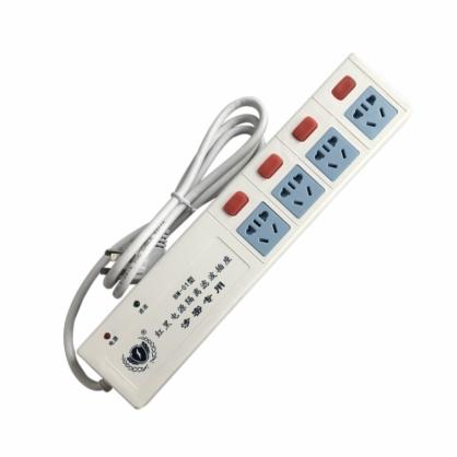 翔宇BM01红黑电源滤波隔离插座红黑插座电源滤波器