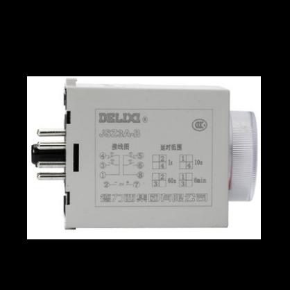 德力西时间继电器,中间继电器,时控开关可调380v220v12v24v通电延迟延时控制器