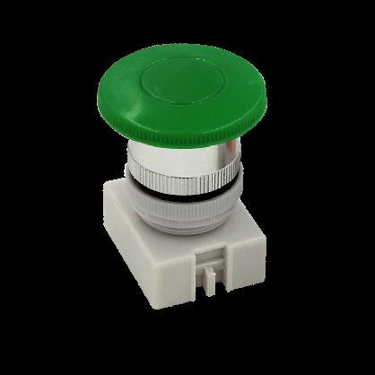 双科开孔直径22、25MM通用 蘑菇头复位开关 蘑菇按钮头部 红黄绿