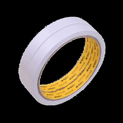 晨光(M&G) 双面胶棉纸双面胶带强力海绵胶 2卷/袋12mm*9.1米(97349)