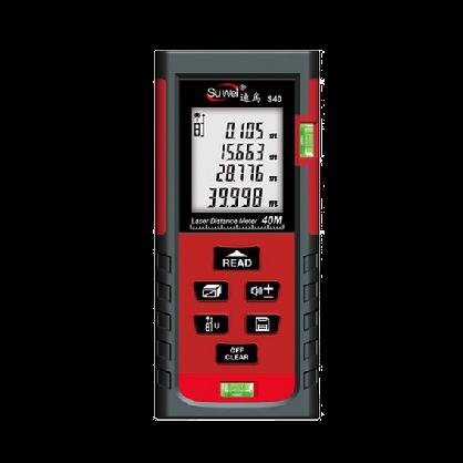 速为40-100米激光测距仪高精度电子尺红外线测距仪红外激光尺手持