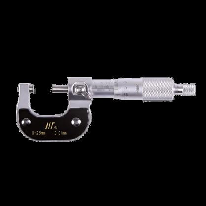 成量 外径千分卡尺千分尺高精度0.01 0-25mm/25-50mm螺旋测微仪