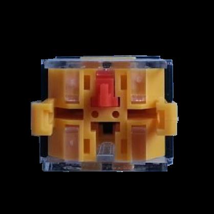 双科按钮底座 用于LAY50(LA38.39)按钮底座(触点)常开常闭