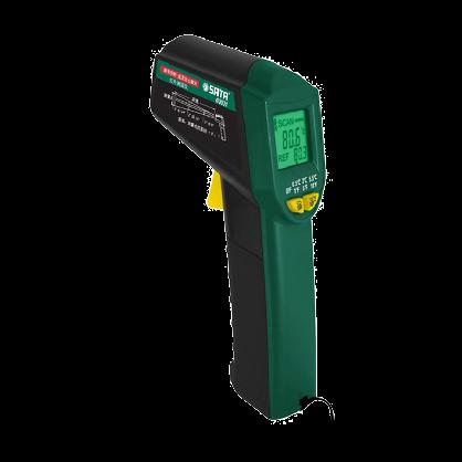 世达红外测温仪03031  其手持式高精度红外线测温枪工业电子温度计