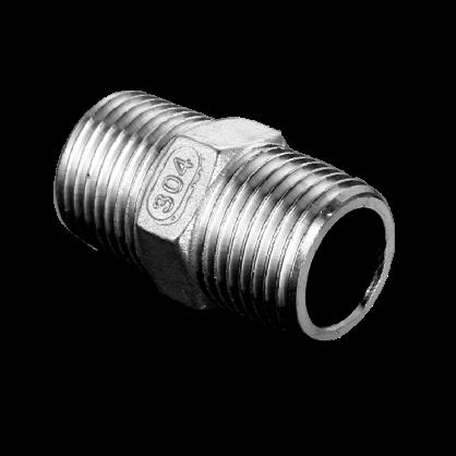 加厚304不锈钢三内丝外丝三通弯头直接4分螺纹自来水水管接头配件