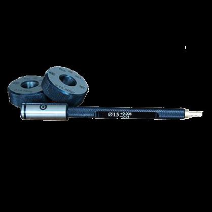 定制气动内径测头 气内测校测量头 测内径通孔肓孔气动量仪测头