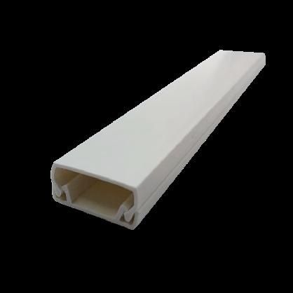 中财PVC线槽 明装 pvc 塑料 方形阻燃小线槽墙面走线槽明线线槽