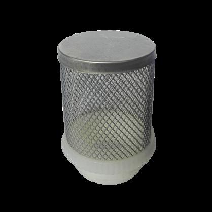 4分 6分 1寸304不锈钢带螺纹过滤网 吸油泵滤网 加油机过滤网罩