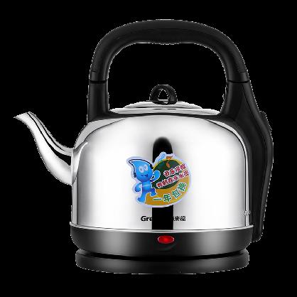 Grelide/格来德电热水壶  WWK-4201S不锈钢电热水壶保温烧水壶